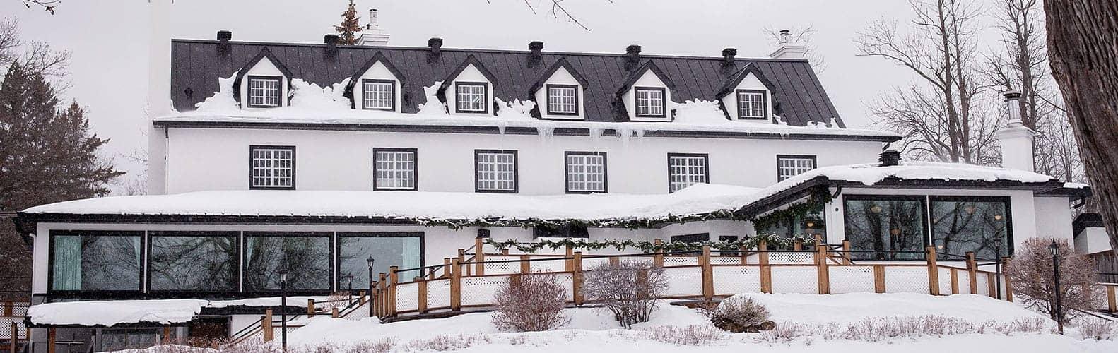 Retreat Menu and Agenda - The Auberge Willow Inn