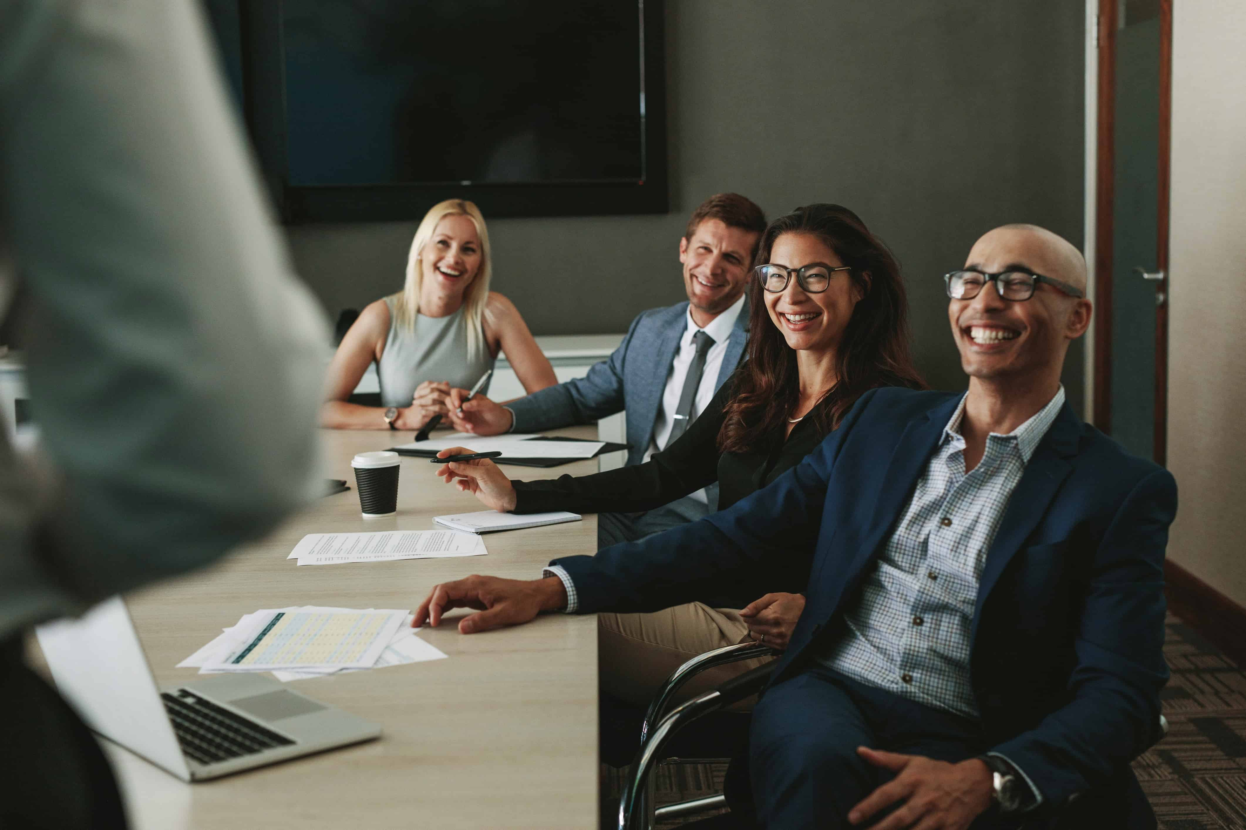 Employees want to up-skill and executives want ROI