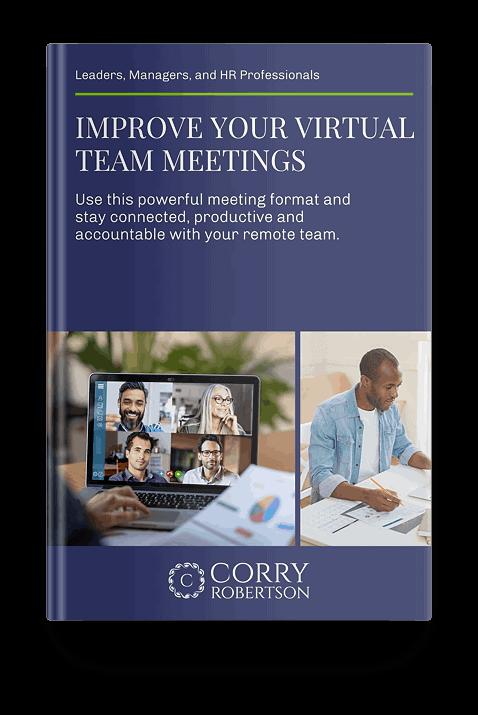 Improve Your Virtual Meetings Guide