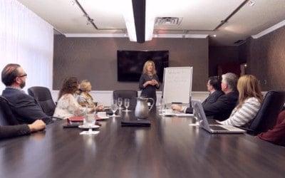 A Peek Inside a Successful Leadership Development Program