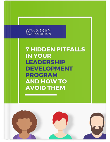 7 Hidden Pitfalls in your Leadership Development Program