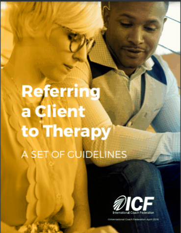 Refer A Client To Therapy
